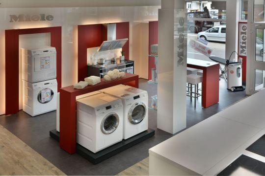 miele shop qualit t als markenzeichen elektrohaus brenner. Black Bedroom Furniture Sets. Home Design Ideas