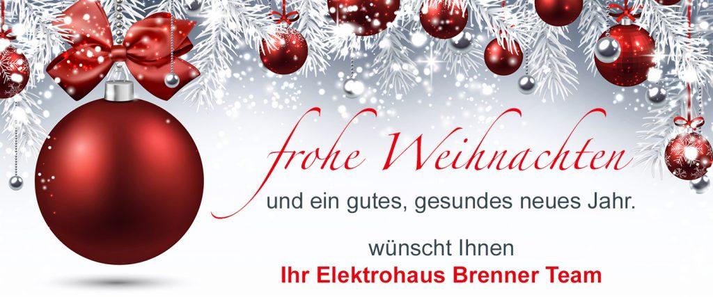 Herzlichen Dank, frohe Weihnachten und ein gutes, gesundes neues ...