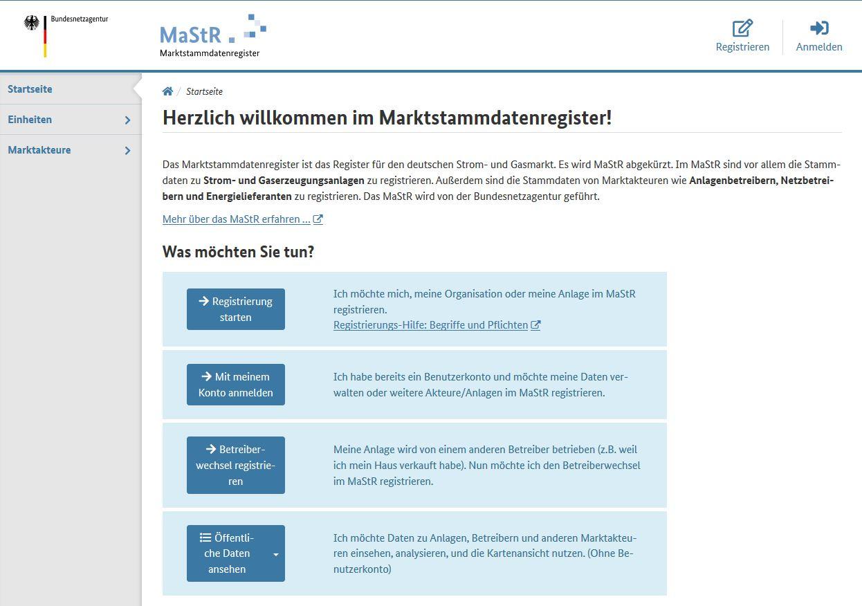 Daten-Hilfe-Websites
